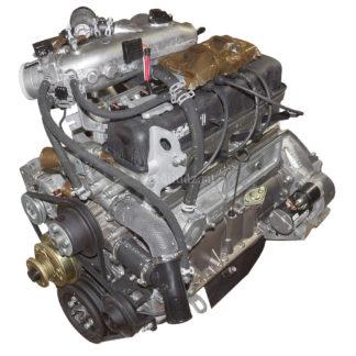Фото 10 - Двигатель УМЗ 4216, АИ-92, 107 л/с  без ГУРа, ЕВРО-3.