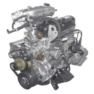 Фото 12 - Двигатель УМЗ-42164 Евро-4 под ГУР.