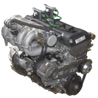 Фото 4 - Двигатель ЗМЗ-4062 инжектор (АИ-92).