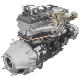 Фото 15 - Двигатель ЗМЗ-4063 карбюратор (АИ-92).
