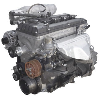 Фото 2 - Двигатель ЗМЗ-409 040, Патриот с кондиционер и ГУР Евро-3.