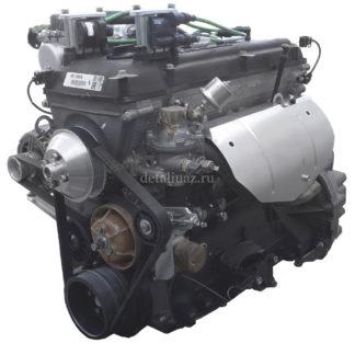 Фото 4 - Двигатель ЗМЗ-409 100 АИ-92, 3741 ЕВРО-2, 3.