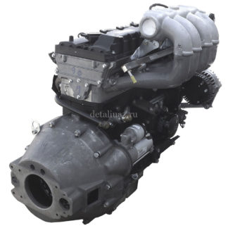 Фото 15 - Двигатель ЗМЗ-409, АИ-92, Хантер ЕВРО-3.