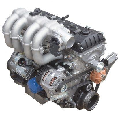 Двигатель ЗМЗ-409, АИ-92, КПП DYMOS, ЕВРО-4