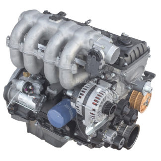 Фото 1 - Двигатель ЗМЗ-40906, АИ-92, Патриот под кондиционер Е-5.