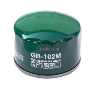 Фото 14 - Масляный фильтр ЗМЗ-40904 Евро-3, с кондиц (BIG FILTЕR).