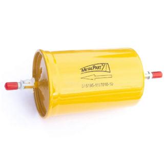 Фото 17 - Топливный фильтр тонкой очистки Хантер, 3741 под защ  MetalPart.