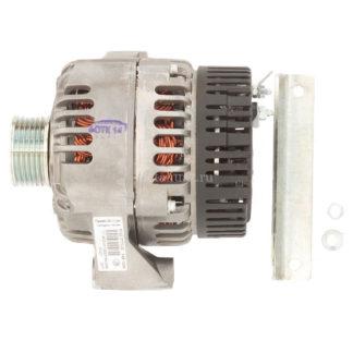 Генератор (120А) ЗМЗ-405,406,409 (широк шкив) Прамо ФОТО-0