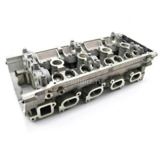 Фото 5 - Головка блока цилиндров с клапанами, прокладкой и крепежом ЗМЗ.