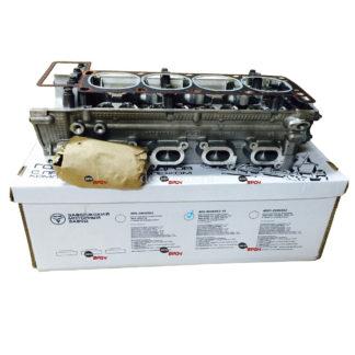 Головка блока цилиндров ЗМЗ с прокладкой и крепежом ФОТО-0