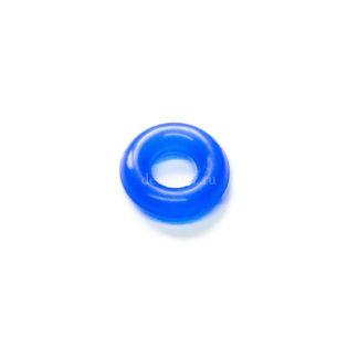 Фото 1 - Кольцо уплотн форсунки УМЗ-4216 Е-4 (широкое, силикон).