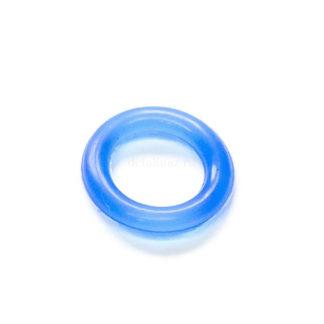 Фото 3 - Кольцо уплотнительное форсунки ЗМЗ-406 (8шт).