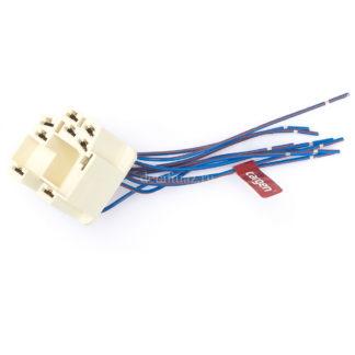 Фото 7 - Колодка с проводами АХ-370-2 (к переключателю стеклоочист).
