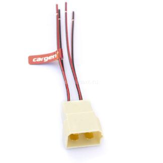 Фото 26 - Колодка с проводами межжгутовая (4-х конт).