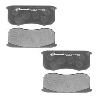 Фото 12 - Колодка тормозная дисковых тормозов Riginal (4 шт).