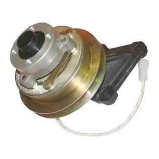Фото 3 - Муфта электромагнитная УМЗ-4216 ЕВРО-3 клиновый ремень.