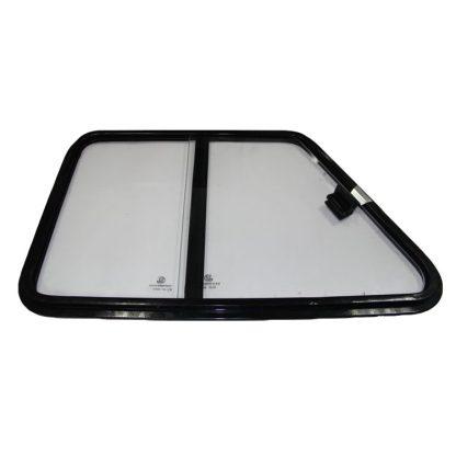 Окно раздвижное передней двери левое на УАЗ 452, 3741, 3962