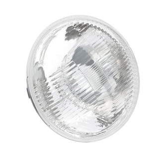 Оптика галогеновая с отражателем без подсветки (Формула света) ФОТО-0