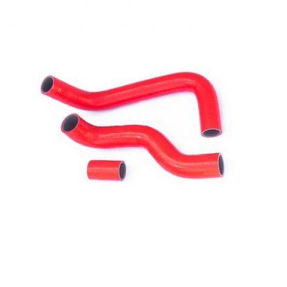Патрубки радиатора УАЗ Патриот без кондиционера (3 шт) (силикон)