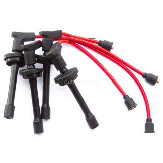 Фото 8 - Провода высоковольт ЗМЗ 405-409 SILICON с наконеч RedBTR.