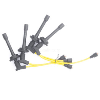 Фото 3 - Провода высоковольтные ЗМЗ SILICON с наконечн MetalPart.