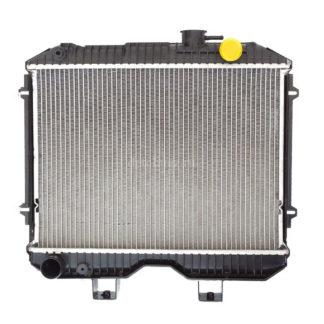 Фото 1 - Радиатор водяного охлаждения 2-х рядный (АЛЮМИН).
