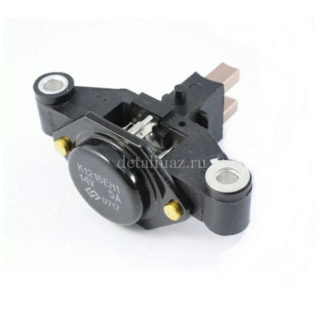Фото 2 - Регулятор напряжения (щетки генератора под винт) 80А.