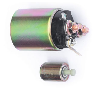 Фото 22 - Реле втягивающее стартера 93.3708 MetalPart.