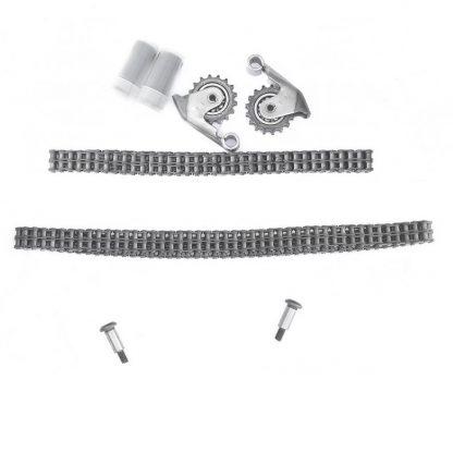 Рычаги натяжного устройства с цепями и гидронатяжителем (Евро-3)