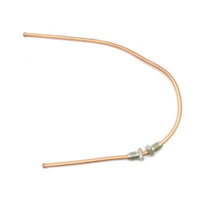 Трубка торм от главн цилиндра к центр соединителю (медь)