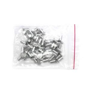 Фото 14 - Заклепки 4х9 тормозных колодок (48 шт).