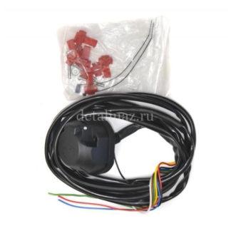 Фото 1 - Комплект электрики для фаркопов универсальный (7 контактов).