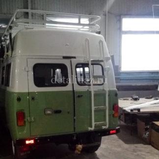 Лестница УАЗ 452 (высокая крыша) ФОТО-0