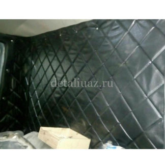Фото 6 - Обивка задней стенки УАЗ 3303, стеганый ромб.