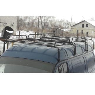 Багажник ГАЗельСобольБаргузин 3-х секционный ФОТО-0