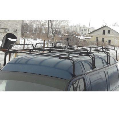 Багажник ГАЗельСобольБаргузин 3-х секционный