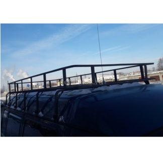 "Фото 18 - Багажник на ГАЗель ""Корзина"" 12 опор."