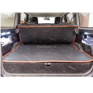 Фото 12 - Коврик багажника со спинкой УАЗ-3163 (EVA).