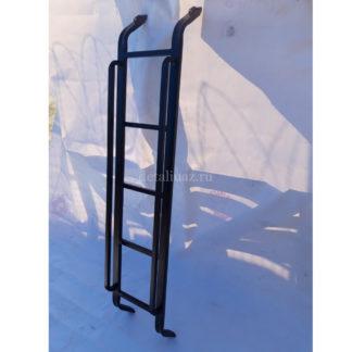 Фото 27 - Лестница Газель к багажнику с поручнями.