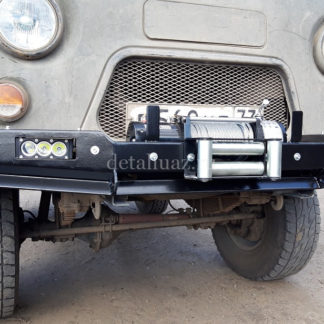 Бампер передн силовой УАЗ-452 РУБИКОН-1 без кенгурина1 ФОТО-1