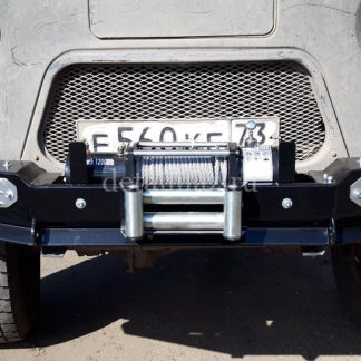 Бампер передн силовой УАЗ-452 РУБИКОН-1 без кенгурина7 ФОТО-8