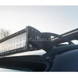 Фото 2 - Кронштейн крепления светодиодной балки Патриот (50 дюймов).