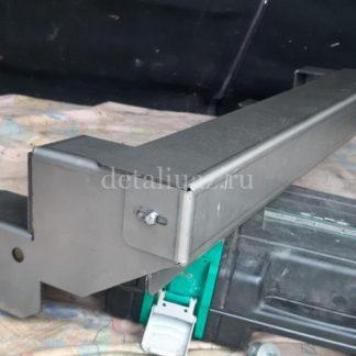 Усилитель (вкладыш) переднего бампера УАЗ Патриот1 ФОТО-1