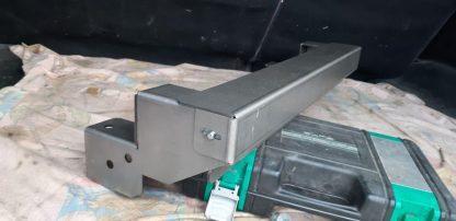 Усилитель (вкладыш) переднего бампера УАЗ Патриот1