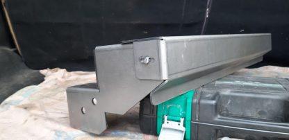 Усилитель (вкладыш) переднего бампера УАЗ Патриот2