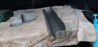 Усилитель (вкладыш) переднего бампера УАЗ Патриот5