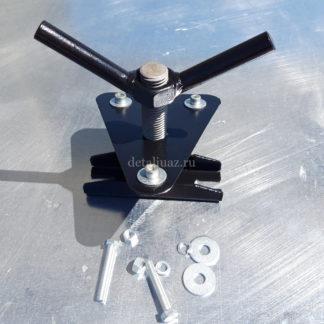 Фото 29 - Кронштейн-держатель запасного колеса (обновлённый) ко всем видам багажников.