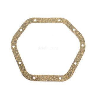 Фото 2 - Прокладка крышки картера моста (резино-пробковая).