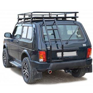 Багажник на Ниву