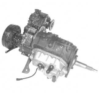 Фото 3 - Агрегат в сб. УАЗ 452, 5-х ст. КПП (тонкий вал).